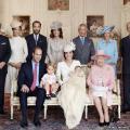 В Британии опубликованы фото с церемонии крещения принцессы Шарлотты