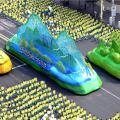 В Пекине прошли грандиозные торжества в честь 70-летия образования КНР