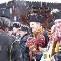 Різдвяні колядники 7 січня 2016 р. Село Криворівня Верховинського району Івано-Франківської області