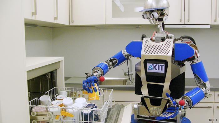 Как создать своего робота домашних условиях в