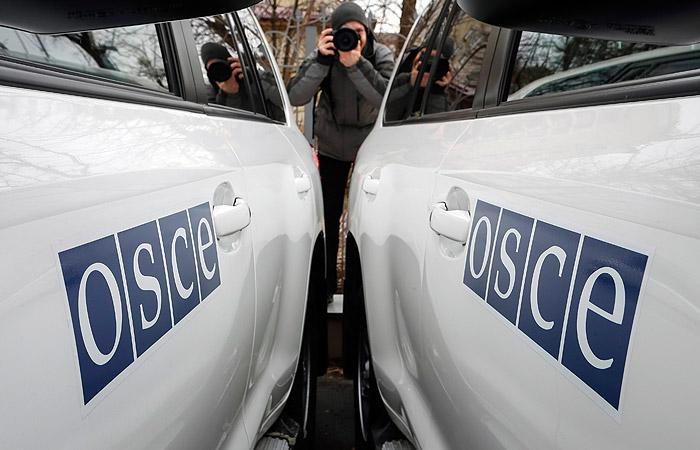 Из Российской Федерации наДонбасс пригнали похоронные фургоны компании «Харон»— ОБСЕ
