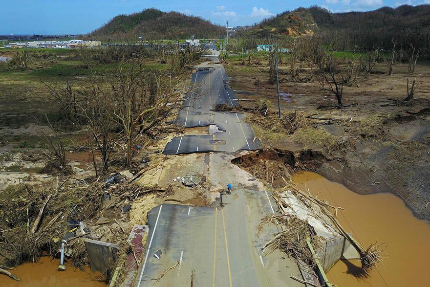 Жертвами урагана «Мария» вДоминике стали поменьшей мере 30 человек