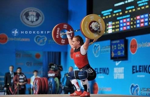 Русских тяжелоатлетов уже сегодня могут официально сместить отучастия вЧемпионате мира