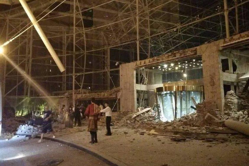 Около Камчатки случилось сильное землетрясение