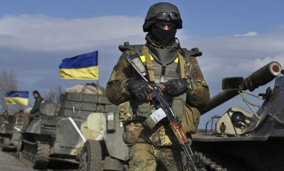 Штаб АТО: НаДонбассе боевики шесть раз нарушили перемирие