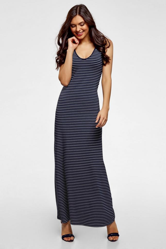 78e230aefcecb1c Платье в полоску визуально портит фигуру. Маленькое черное ...