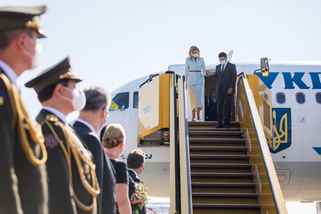 Зеленский предупредил обугрозе «майдана» вРеспублике Беларусь