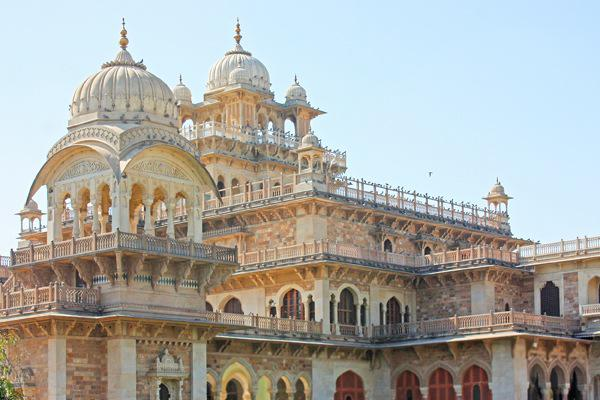 clean and green jaipur in hindi