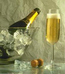 Медиарейтинг украинских шампанистов в феврале 2016 возглавил Харьковский завод шампанских вин