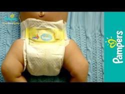 Подгузники для малышей и не только