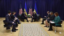 Встреча Президента Украины и Вице-президента США