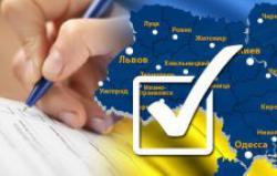 Сегодня  в Украине стартует избирательный процесс в территориальных громадах 19 областей