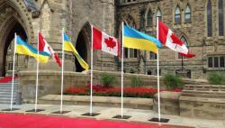 Сенат Канады ратифицировал соглашение о ЗСТ с Украиной