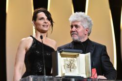 Каннский кинофестиваль назвал победителей