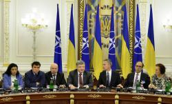 В Киеве состоялось заседание Комиссии Украина - НАТО