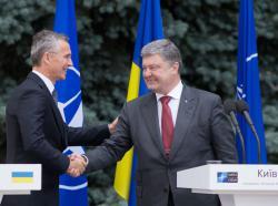 Президент: Украина начала дискуссию о введении Плана действий по членству в НАТО