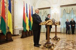Подписана украинско-белорусская программа культурного сотрудничества на 2017-2021 годы