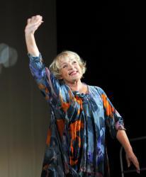 Ада Роговцева стала лауреатом премии  имени Александра Довженко