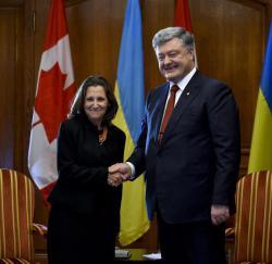 Порошенко попросил G7 помочь Украине с реформами