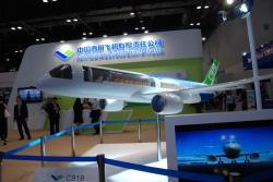 К 2035 году в Китае будет почти 9 тысяч пассажирских самолетов