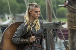 Среди викингов - были женщины