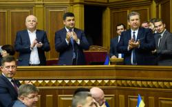 Верховная Рада приняла правительственный проект закона о повышении пенсий