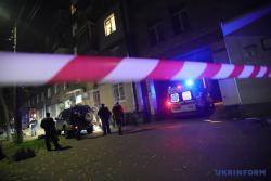 В Киеве произошёл мощный взрыв, ранен нардеп Мосийчук, два человека погибли