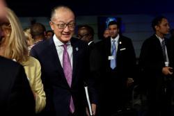 В Украину с двухдневным визитом прибыл глава Всемирного банка