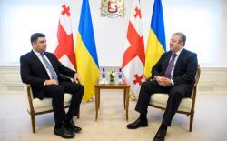 Украина и Грузия углубляют сотрудничество в различных сферах для усиления возможностей и международных позиций двух стран