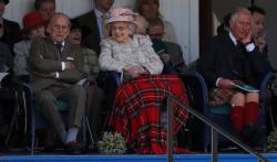 Королева Великобритании Елизавета II и ее супруг Филипп отмечают 70-ю годовщину свадьбы