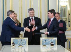 Подписаны соглашения с ЕБРР и ЕИБ о строительстве в Харькове метро