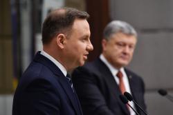 Польша поддерживает введение миротворческой миссии ООН на Донбассе