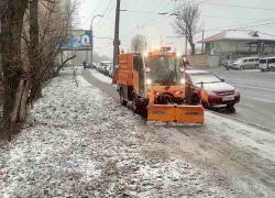 Снегопад в Киеве: на дороги вывели более 450 единиц техники