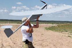 ВСУ приняли на вооружение беспилотник Fly Eye