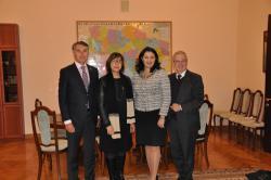Климпуш-Цинцадзе: Антикоррупционнный суд - приоритетная задача для украинских депутатов