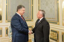 Президент провел встречу с заместителем Государственного секретаря США