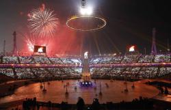 В Пхенчхане прошла церемония открытия зимних Олимпийских игр-2018
