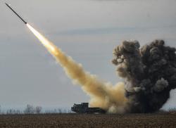 """В Украине состоялись первые испытания отечественной крылатой ракеты """"Ольха"""""""