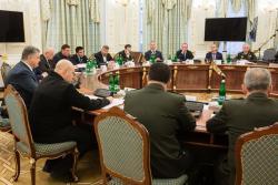 СНБО рассмотрел вопрос продления санкций в отношении российских банков