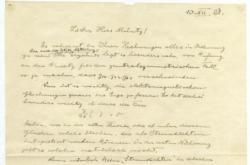 Письмо Эйнштейна о теории относительности продано на аукционе