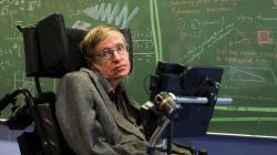 Скончался ученый Стивен Хокинг