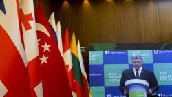 Президент: Украина, Молдова и Грузия должны быть частью Евросоюза и НАТО