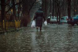В Украине в марте зафиксировано рекордное количество осадков за последнее десятилетие