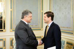 Президент провел встречу с помощником Государственного секретаря США
