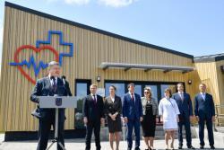 В Украине стартовала программа по реформированию сельской медицины