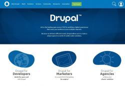 Взломанные сайты Drupal распространяют вредоносные программы