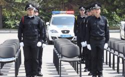 В Украине представили Академию патрульной полиции