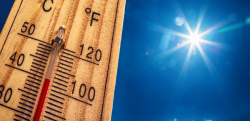Гидрометцентр: В Украине ожидается аномально жаркое лето