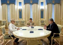 Президент провел встречу с Уполномоченным Верховной Рады по правам человека