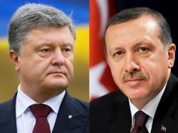 Президент Украины провел телефонный разговор с Президентом Турции